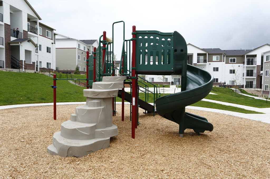 Gateway Apartments Playground