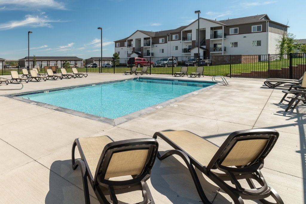 Gateway Apartments Amenities Pool